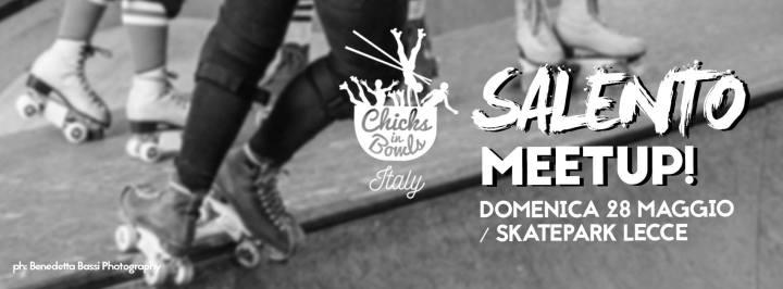 Evento: Salento Meetup! CiBItaly
