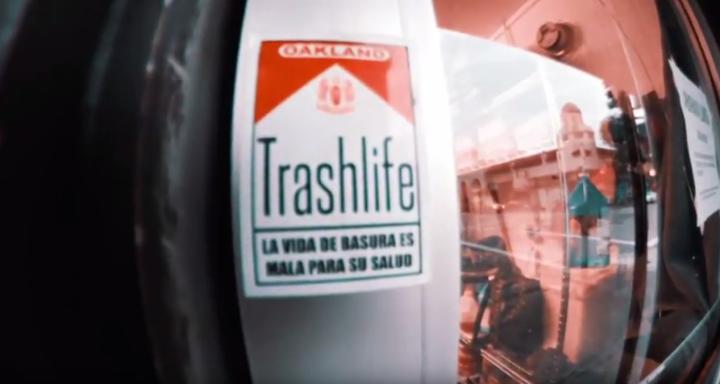 """Video review: """"Trash Life"""" / Anti CliqueZine"""