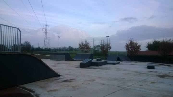 Skatepark review: Vimercate